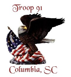 Troop 91 of Columbia SC